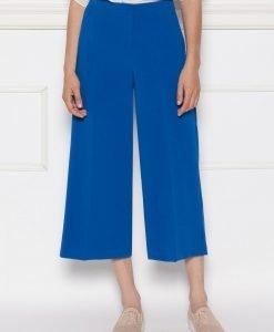 Pantaloni bleumarin culottes Albastru electric - Imbracaminte - Imbracaminte / Pantaloni
