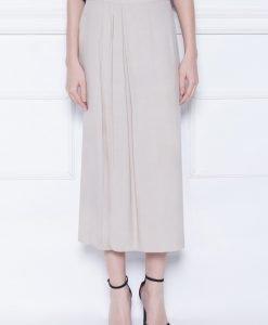 Pantaloni culotte Bej - Imbracaminte - Imbracaminte / Pantaloni
