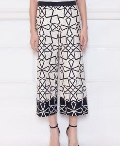 Pantaloni culottes cu imprimeu Print - Imbracaminte - Imbracaminte / Pantaloni