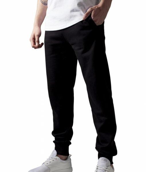 Pantaloni de trening barbati fit – Pantaloni trening – Urban Classics>Barbati>Pantaloni trening