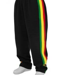 Pantaloni de trening rasta pentru copii - Copii - Urban Classics>Copii