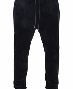 Pantaloni model tip catifea bleumarin Urban Classics - Barbati - Urban Classics>Colectie noua>Barbati