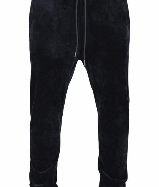 Pantaloni model tip catifea bleumarin Urban Classics – Barbati – Urban Classics>Colectie noua>Barbati