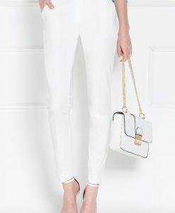 Pantaloni pana bej Crem - Imbracaminte - Imbracaminte / Pantaloni
