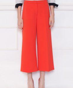 Pantaloni rosii culottes Rosu - Imbracaminte - Imbracaminte / Pantaloni