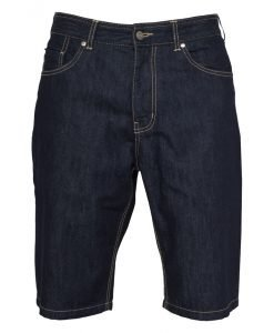 Pantaloni scurti Blugi Loose Fit inchis-albastru Urban Classics - Lichidare - Urban Classics>Lichidare