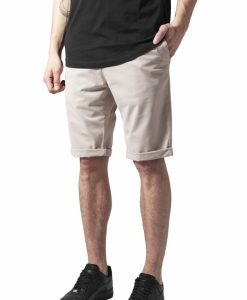 Pantaloni scurti chino stretch nisip Urban Classics - Pantaloni cargo - Urban Classics>Barbati>Pantaloni cargo