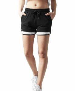 Pantaloni scurti femei pentru sala - Pantaloni scurti - Urban Classics>Femei>Pantaloni scurti