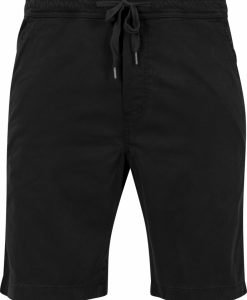 Pantaloni scurti sport Stretch Twill negru Urban Classics - Pantaloni scurti - Urban Classics>Barbati>Pantaloni scurti