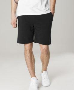 Pantaloni scurti talie elastica negru Urban Classics - Pantaloni scurti - Urban Classics>Barbati>Pantaloni scurti