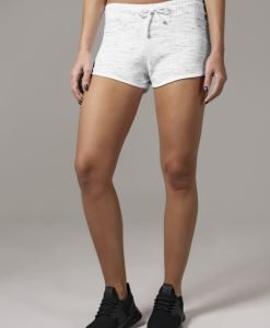 Pantaloni scurti urban pentru Femei alb-negru Urban Classics - Pantaloni scurti - Urban Classics>Femei>Pantaloni scurti