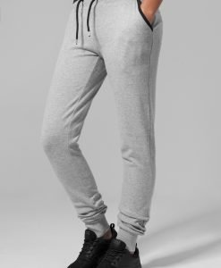 Pantaloni sport stramti Athletic pentru Femei gri Urban Classics - Pantaloni trening - Urban Classics>Femei>Pantaloni trening