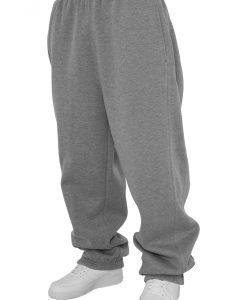 Pantaloni trening simpli pentru copii gri Urban Classics - Copii - Urban Classics>Copii