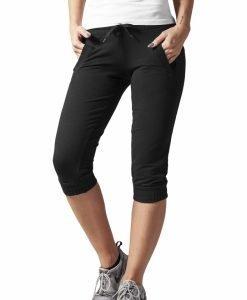 Pantaloni trening trei sferturi dama - Pantaloni trening - Urban Classics>Femei>Pantaloni trening
