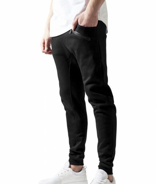 Pantaloni trening tur lasat – Pantaloni trening – Urban Classics>Barbati>Pantaloni trening