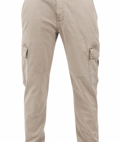 Pantaloni urban cargo cu buzunare nisip Urban Classics – Pantaloni cargo – Urban Classics>Barbati>Pantaloni cargo