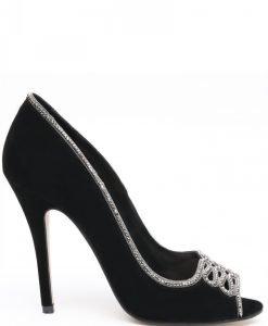 Pantofi EXPA302 Negru - Incaltaminte - Incaltaminte / Pantofi cu toc