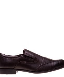 Pantofi barbati Collin maro - Incaltaminte Barbati - Pantofi Barbati