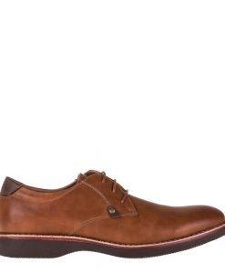 Pantofi barbati Duncan maro - Ultima Marime - Ultima Marime