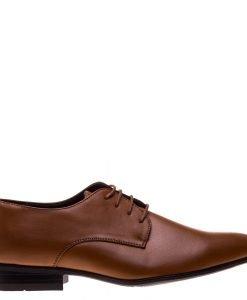 Pantofi barbati Gary camel - Incaltaminte Barbati - Pantofi Barbati