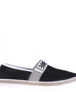 Pantofi barbati Horace negri - Ultima Marime - Ultima Marime