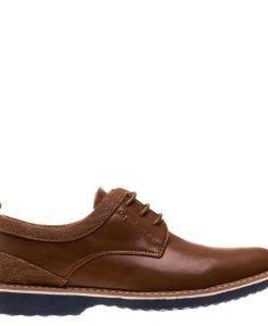 Pantofi barbati Nico camel - Incaltaminte Barbati - Pantofi Barbati
