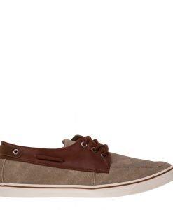 Pantofi barbati Paul khaki - Incaltaminte Barbati - Pantofi Barbati