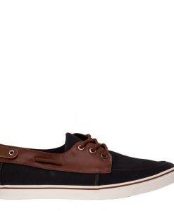 Pantofi barbati Paul negri - Incaltaminte Barbati - Pantofi Barbati
