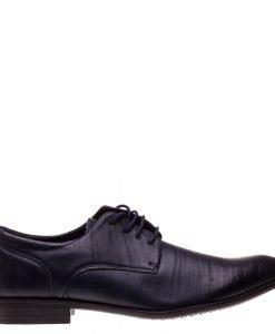 Pantofi barbati Ryan albastri - Incaltaminte Barbati - Pantofi Barbati