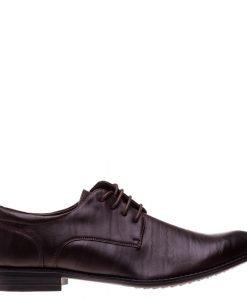Pantofi barbati Ryan maro - Incaltaminte Barbati - Pantofi Barbati