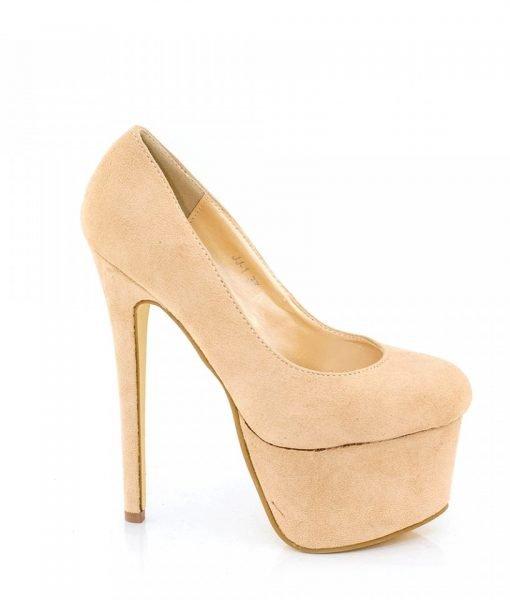 Pantofi dama Avery bej – Ultima Marime – Ultima Marime