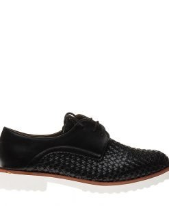 Pantofi dama Betsy negri - Incaltaminte Dama - Pantofi Dama
