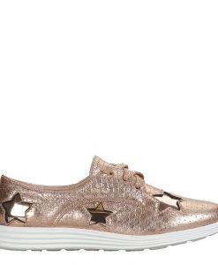 Pantofi dama Blanch bronze - Incaltaminte Dama - Pantofi Dama