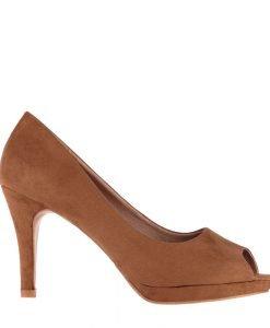 Pantofi dama Cerda camel - Incaltaminte Dama - Pantofi Dama