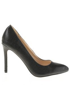 Pantofi dama Claudia 2 negri - Incaltaminte Dama - Pantofi Stiletto