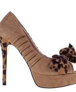 Pantofi dama Corey camel - Incaltaminte Dama - Pantofi Dama