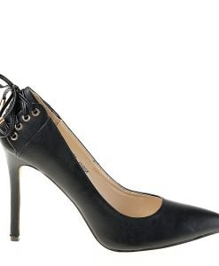 Pantofi dama Cossete negri - Incaltaminte Dama - Pantofi Stiletto