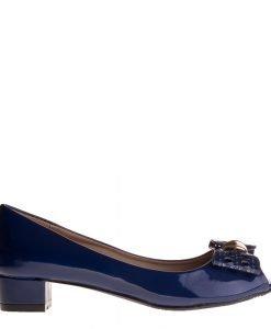 Pantofi dama Eneida albastri - Incaltaminte Dama - Pantofi Dama