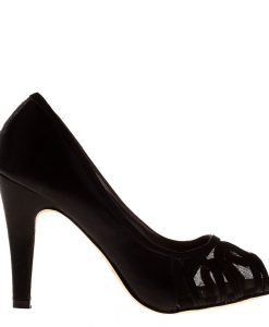 Pantofi dama Eris negri - Incaltaminte Dama - Pantofi Dama