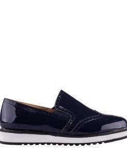 Pantofi dama Florez albastri - Incaltaminte Dama - Pantofi Dama
