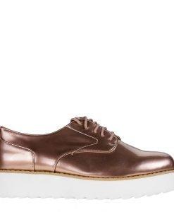 Pantofi dama Hayse bronze - Incaltaminte Dama - Pantofi Dama