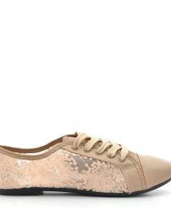 Pantofi dama June bej - Promotii - Lichidare Stoc
