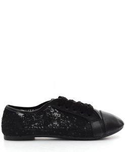Pantofi dama June negri - Promotii - Lichidare Stoc