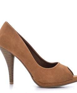 Pantofi dama Kristen camel - Promotii - Lichidare Stoc