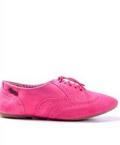 Pantofi dama Leena fucsia - Ultima Marime - Ultima Marime