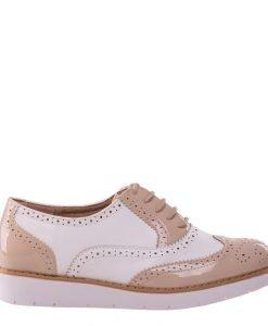 Pantofi dama Murillo bej - Incaltaminte Dama - Pantofi Dama