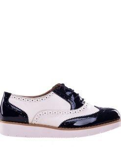 Pantofi dama Murillo navy - Incaltaminte Dama - Pantofi Dama