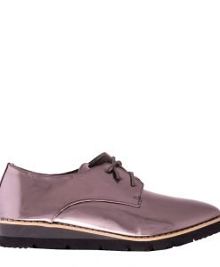Pantofi dama Najira gri - Incaltaminte Dama - Pantofi Dama