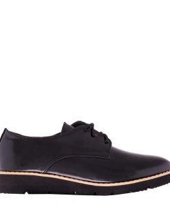 Pantofi dama Najira negri - Incaltaminte Dama - Pantofi Dama