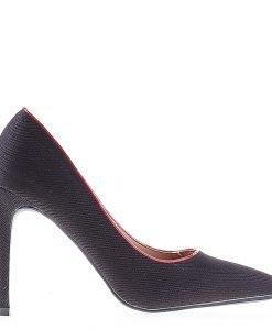 Pantofi dama Palermo 2 negri - Incaltaminte Dama - Pantofi Stiletto